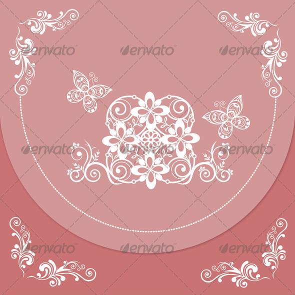 Wedding Flowers Inspiration - Vectors
