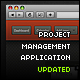Project Management Application PHP & AJAX