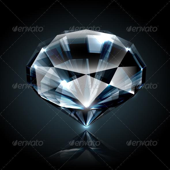 Dark Diamond - Man-made Objects Objects