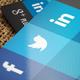 Social Business Cards 05 Bonus - GraphicRiver Item for Sale