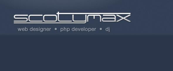 Scotymax web php dj