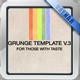 Grunge Template V.3 HD