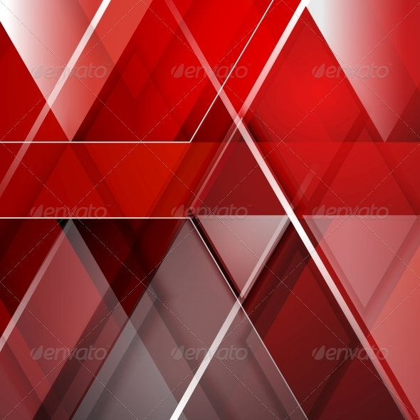 Geometric abstract vector background: straight lin - Backgrounds Decorative