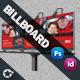 Sport Business Billboard - Roll-Up - GraphicRiver Item for Sale