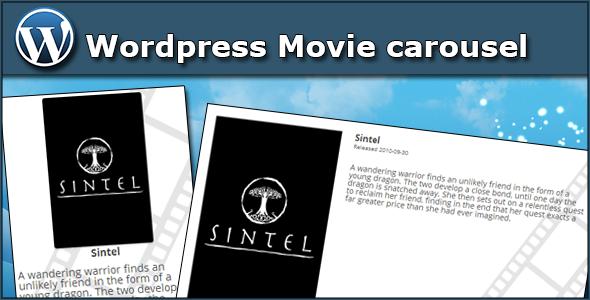 Wordpress Movie Widget - CodeCanyon Item for Sale