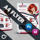 Beauty Salon Business Flyer - GraphicRiver Item for Sale