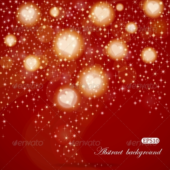 Abstract Valentine's Day background - Valentines Seasons/Holidays