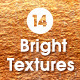 14 Bright Textures - High Resolution - GraphicRiver Item for Sale