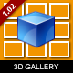 MelonHTML5 - 3D Cube Gallery - CodeCanyon Item for Sale