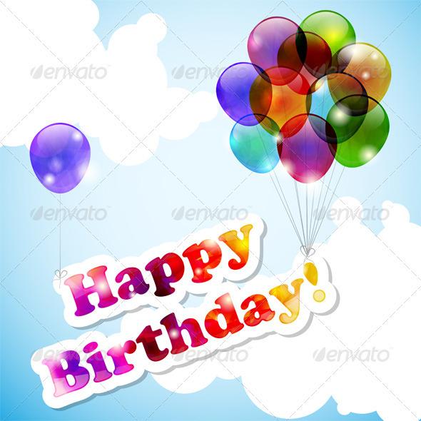 Happy Birthday - Birthdays Seasons/Holidays