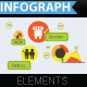 Infographic Elements + Icons - GraphicRiver Item for Sale