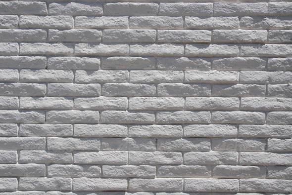 Brick Wall - Stone Textures