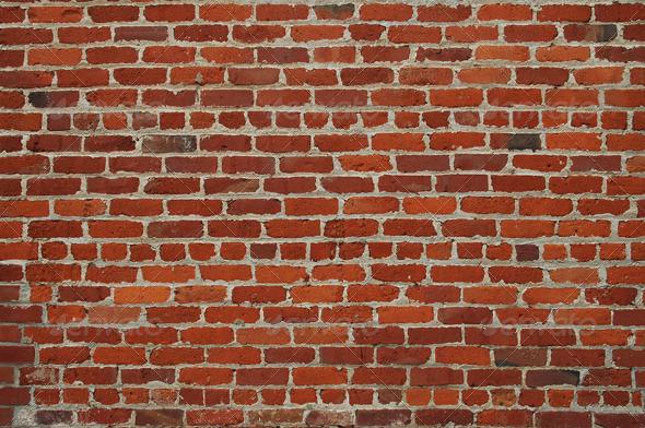 Brick Wall By Disorderly