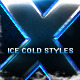 Ice Cold Styles V1 - GraphicRiver Item for Sale