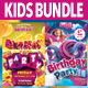 Top Kids Flyer Bundle - GraphicRiver Item for Sale