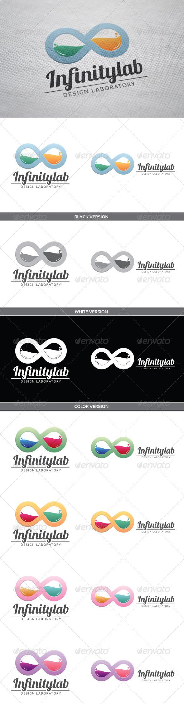 Infinitylab Logo - Symbols Logo Templates
