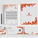 Corporate Stationery FireV - GraphicRiver Item for Sale