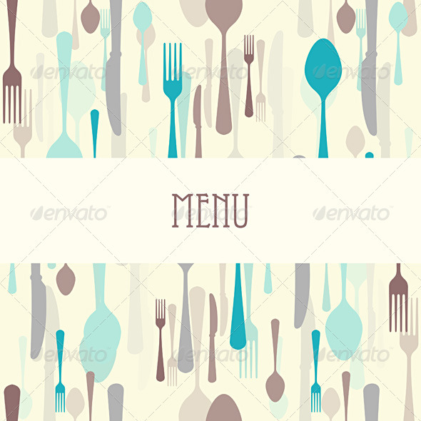 Dining Restaurant Menu - Backgrounds Business