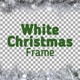 White Christmas Frame - VideoHive Item for Sale