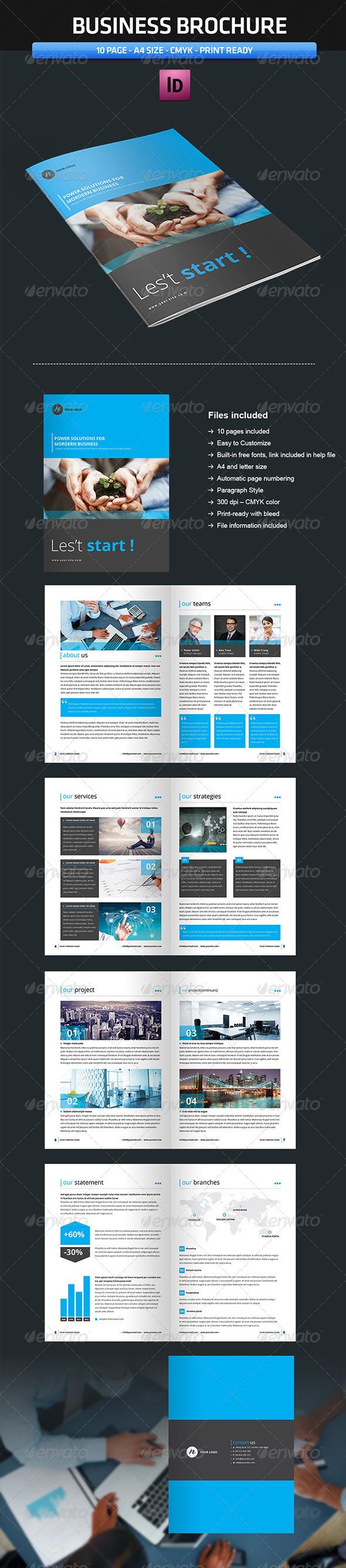 Business Brochure (Vol2) - Corporate Brochures