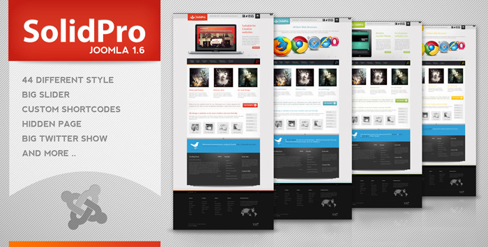 Free Download Solid Pro - Creative Joomla Nulled Latest Version