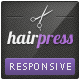 Hairpress - HTML Template for Hair Salons Nulled