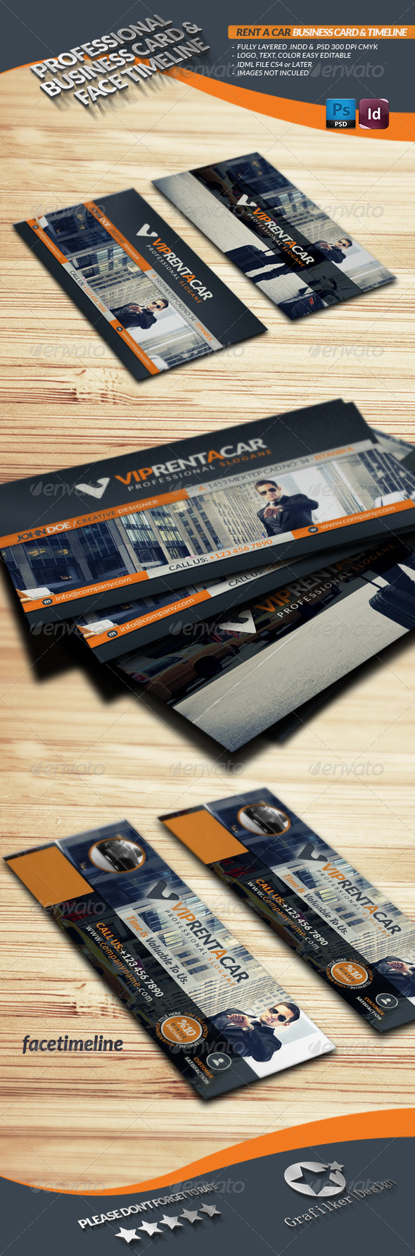 Rent a car business card face timeline by grafilker graphicriver rent a car business card face timeline industry specific business cards magicingreecefo Gallery
