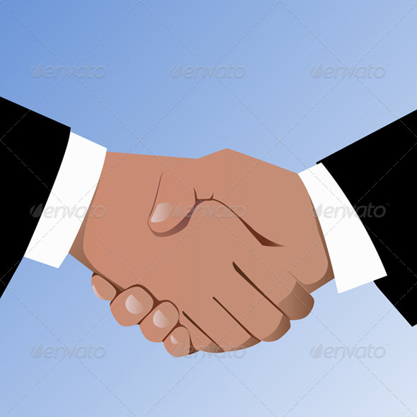 Agreement - People Characters
