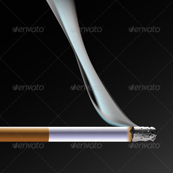 Smoking - Man-made Objects Objects