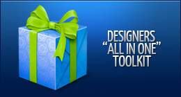 "Designer's ""All in One"" Toolkit"