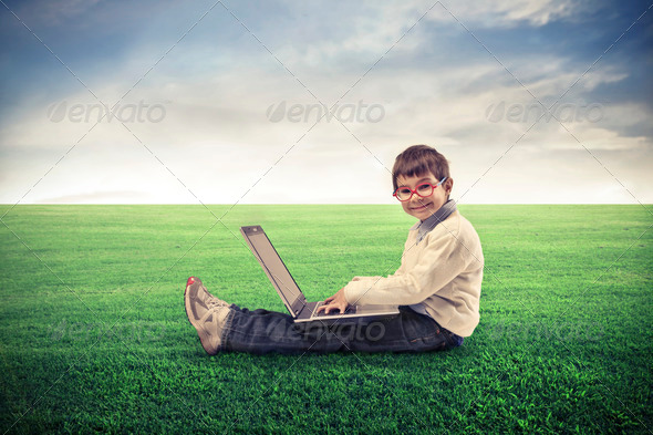 Natural Technology - Stock Photo - Images