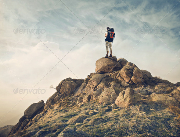 Exploring - Stock Photo - Images