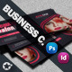 Beauty Salon Business Card Face Timeline - GraphicRiver Item for Sale