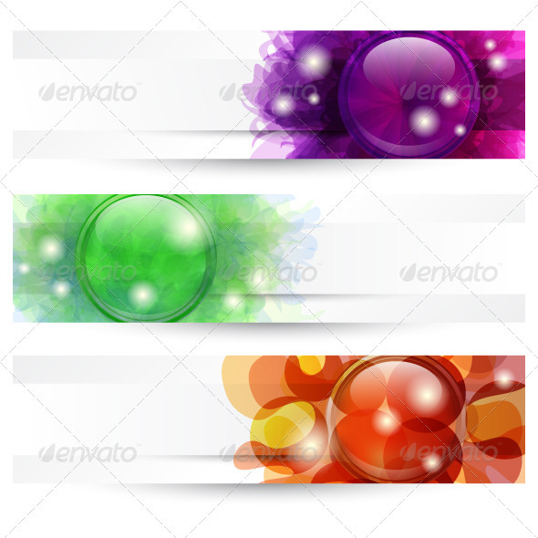 Header Button - Backgrounds Decorative