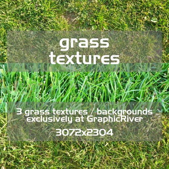 Grass Textures - Nature Textures