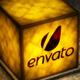 Cubical Lightbox logo Revealer & Background Anim - VideoHive Item for Sale