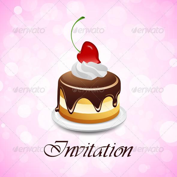 Valentines Day Invitation - Valentines Seasons/Holidays