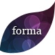 Forma - Premium Tumblr Theme Nulled