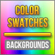 Color Swatches Background - GraphicRiver Item for Sale
