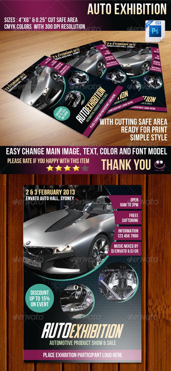 Auto exhibition - Miscellaneous Events