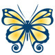 Butterfly symbol - GraphicRiver Item for Sale