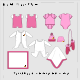 Baby Wear Flats - GraphicRiver Item for Sale