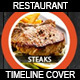 Restaurant Fb Timeline Cover - GraphicRiver Item for Sale