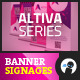 Altiva Series - Banner Signages - GraphicRiver Item for Sale