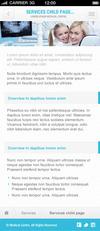 Mobile basicpage.  thumbnail