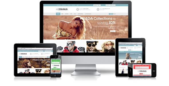 Colinus – Multi-Purpose Responsive Magento Theme