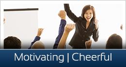 Motivating | Cheerful