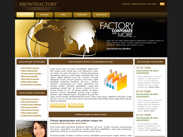 Free Download BrownFactory Nulled Latest Version