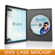 DVD Case Mockup - GraphicRiver Item for Sale