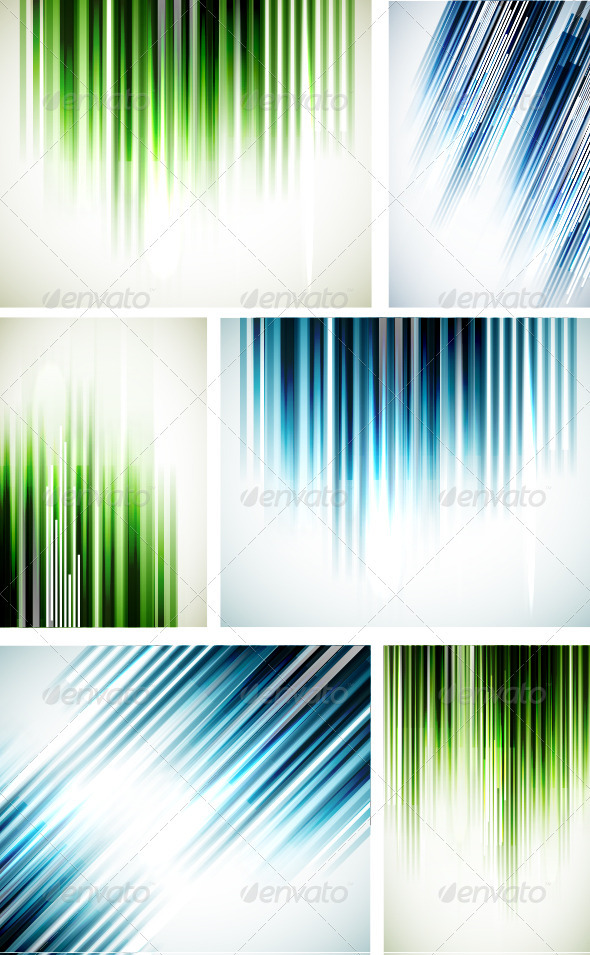 Shiny Straight Lines Background - Backgrounds Decorative